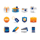Web Vector Icons - GraphicRiver Item for Sale
