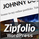 Zipfolio - Single Page Portfolio WordPress Theme - ThemeForest Item for Sale