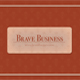 Brave Business Card - GraphicRiver Item for Sale