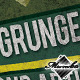 Grunge Big Parade - Poster / Flyer - GraphicRiver Item for Sale