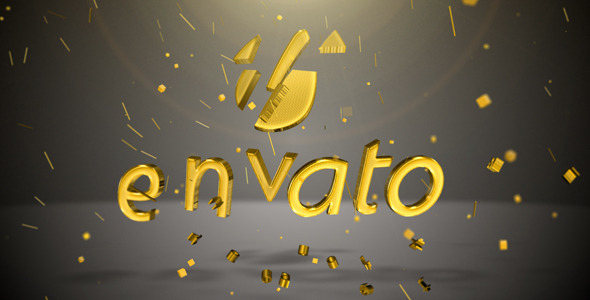 VideoHive Silver or Gold Logo 1770744