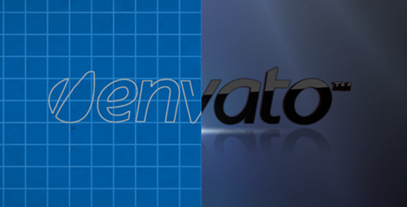 VideoHive Logo reveal Create Realize 1766786
