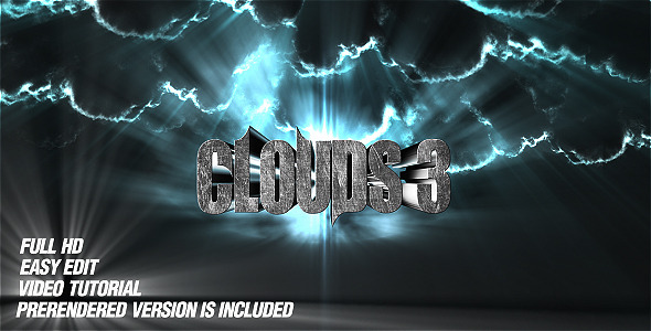 VideoHive Clouds 3 1742549