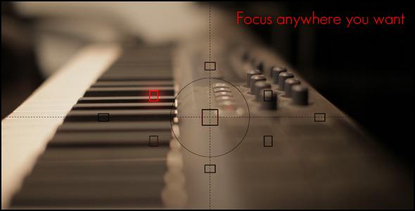 VideoHive Camera Grid Pro Bundle 1802448