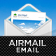 Airmail! - Customizable Email Template - ThemeForest Item for Sale