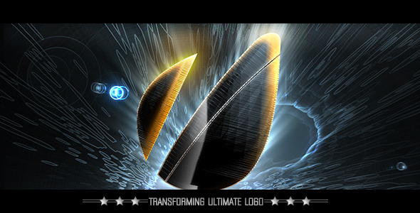 After Effects Project - VideoHive Transforming Action Logo 1816787