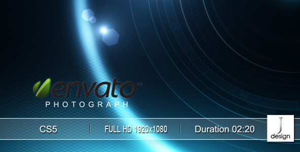 After Effects Project - VideoHive Photograph 1818485