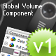Global Volume Slider V1 - ActiveDen Item for Sale