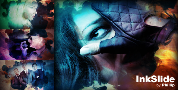 After Effects Project - VideoHive InkSlide 1835109