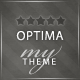 Optima Professional Template - ThemeForest Item for Sale