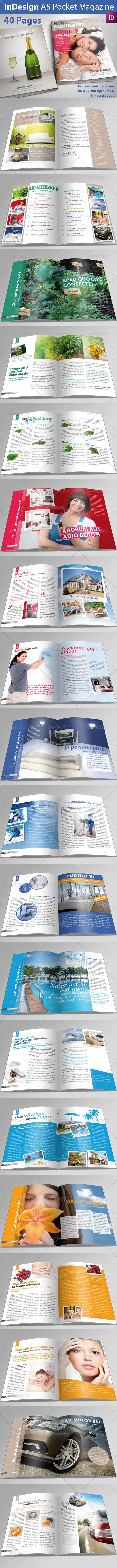 GraphicRiver A5 Pocket Magazine 1848670