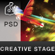 Creative stage - PSD - ThemeForest Item for Sale