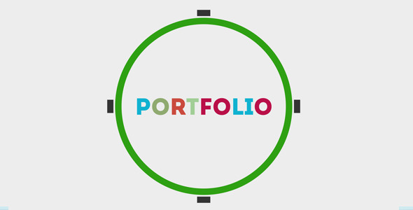 VideoHive Motion Portfolio 1860090