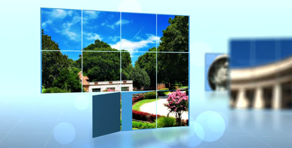 After Effects Project - VideoHive Grid Slide 1769079