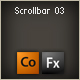 scrollbar component 03 - ActiveDen Item for Sale