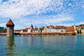 Luzern Panorama in a summer day, Switzerland - PhotoDune Item for Sale