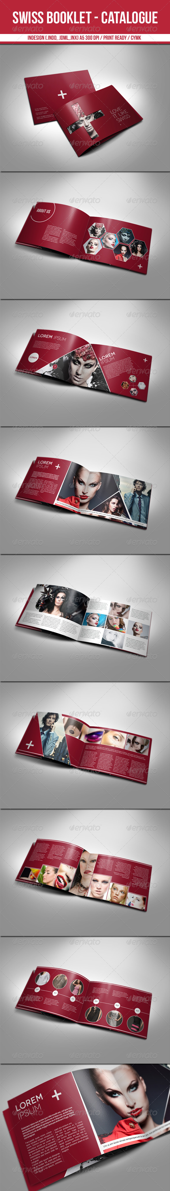 GraphicRiver Swiss Booklet Catalogue 1394677