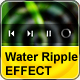 XML SLIDESHOW WITH WATER RIPPLE EFFECT - ActiveDen Item for Sale