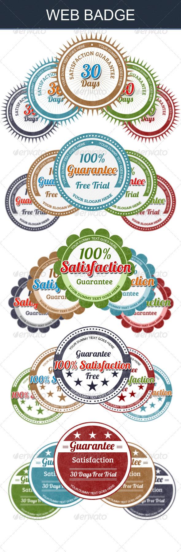 GraphicRiver New Web Badge 1869729