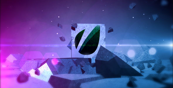 After Effects Project - VideoHive Logo Stones 1869930