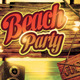 Beach Party Flyer Template - GraphicRiver Item for Sale
