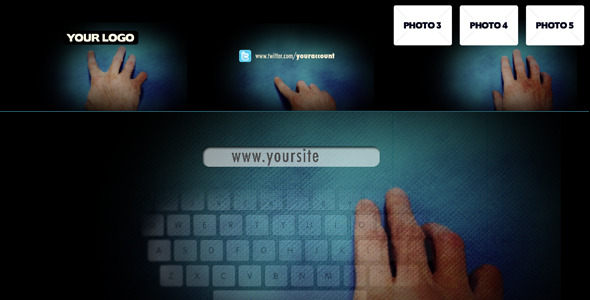 After Effects Project - VideoHive Hand in Action Company Presentation 1871617