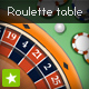 Roulette table elements for casino game - ActiveDen Item for Sale
