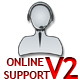 Online Support Complete Chat System V2 Multi-Lang - ActiveDen Item for Sale