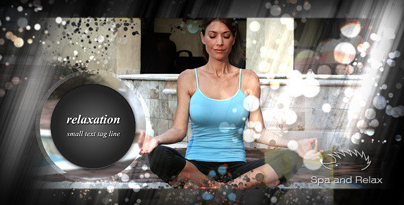 VideoHive Spa and Relax 1875117