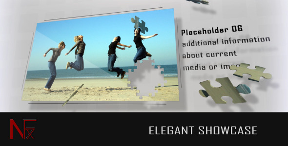 After Effects Project - VideoHive Elegant Showcase 1876722