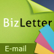 BizLetter - E-mail Template - 5 colors - ThemeForest Item for Sale