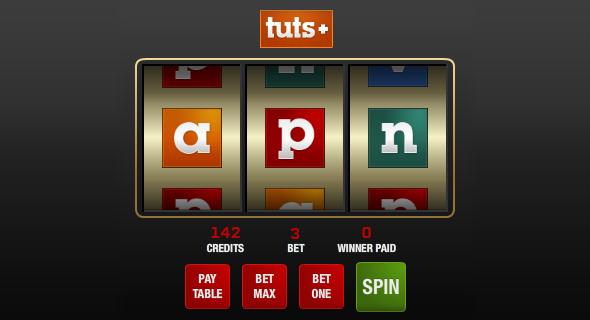 TutsPlus Create a Slot Machine Game in Flash Using AS3 222034