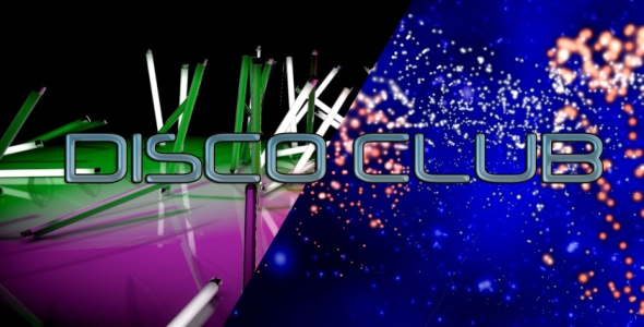 After Effects Project - VideoHive Disco Club 218072