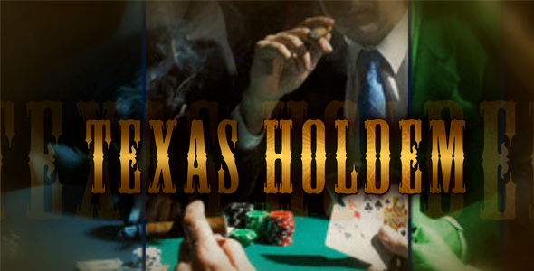 After Effects Project - VideoHive Poker Event 222431