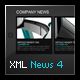 XML News 4 - ActiveDen Item for Sale
