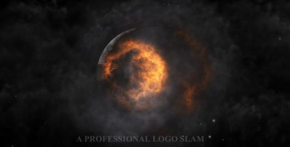 After Effects Project - VideoHive The Metal Logo Slam 223077