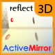 Active Mirror : 3D reflection class   - ActiveDen Item for Sale