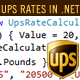 .NET UPS Shipping Rates Integration Framework - CodeCanyon Item for Sale
