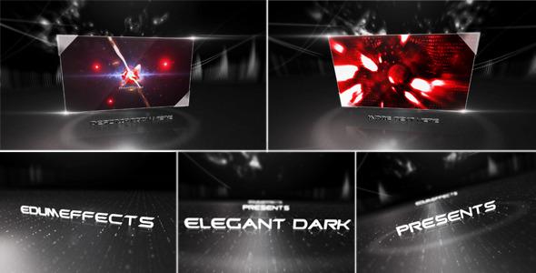 VideoHive Elegant Dark 1923391