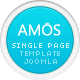 AMOS - Template for Joomla - ThemeForest Item for Sale