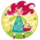 Easter girl - GraphicRiver Item for Sale