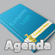Company Agenda 2010 Covers - GraphicRiver Item for Sale