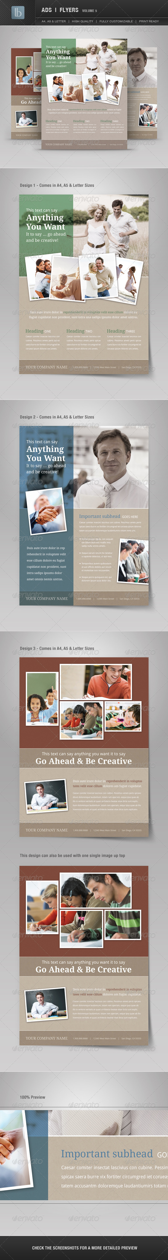 GraphicRiver Ads Business Flyers Volume 5 1933807