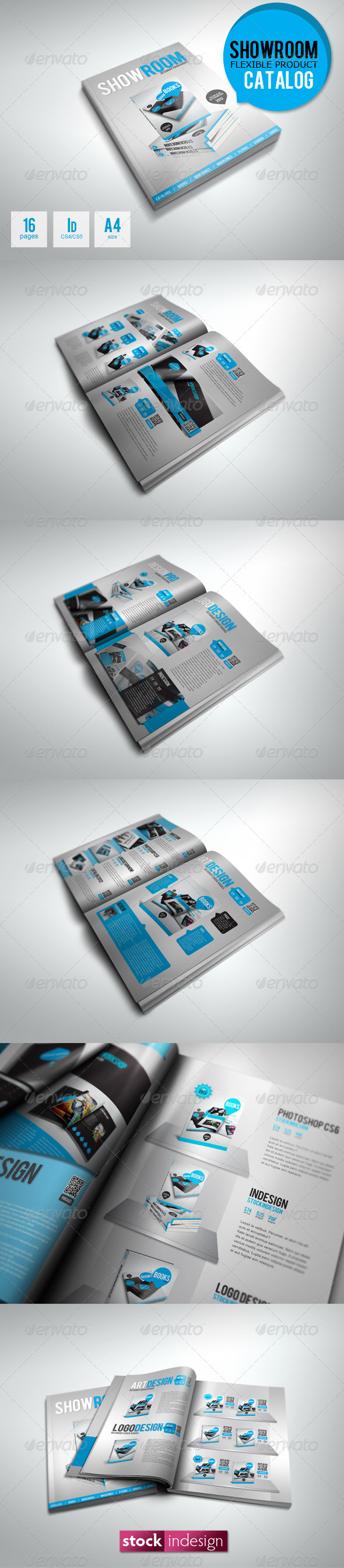 GraphicRiver ShowRoom Product Catalog Unlimited Colors 1934652