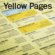Yellow Pages Business Directory - GraphicRiver Item for Sale