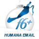 Humana - Holiday Greetings/Email Newsletter - ThemeForest Item for Sale