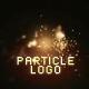 particle logo - VideoHive Item for Sale