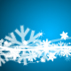 Blue Christmas background - GraphicRiver Item for Sale