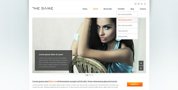 ThemeForest Business Site Template HTML5  Site Templates Corporate Business 1944090