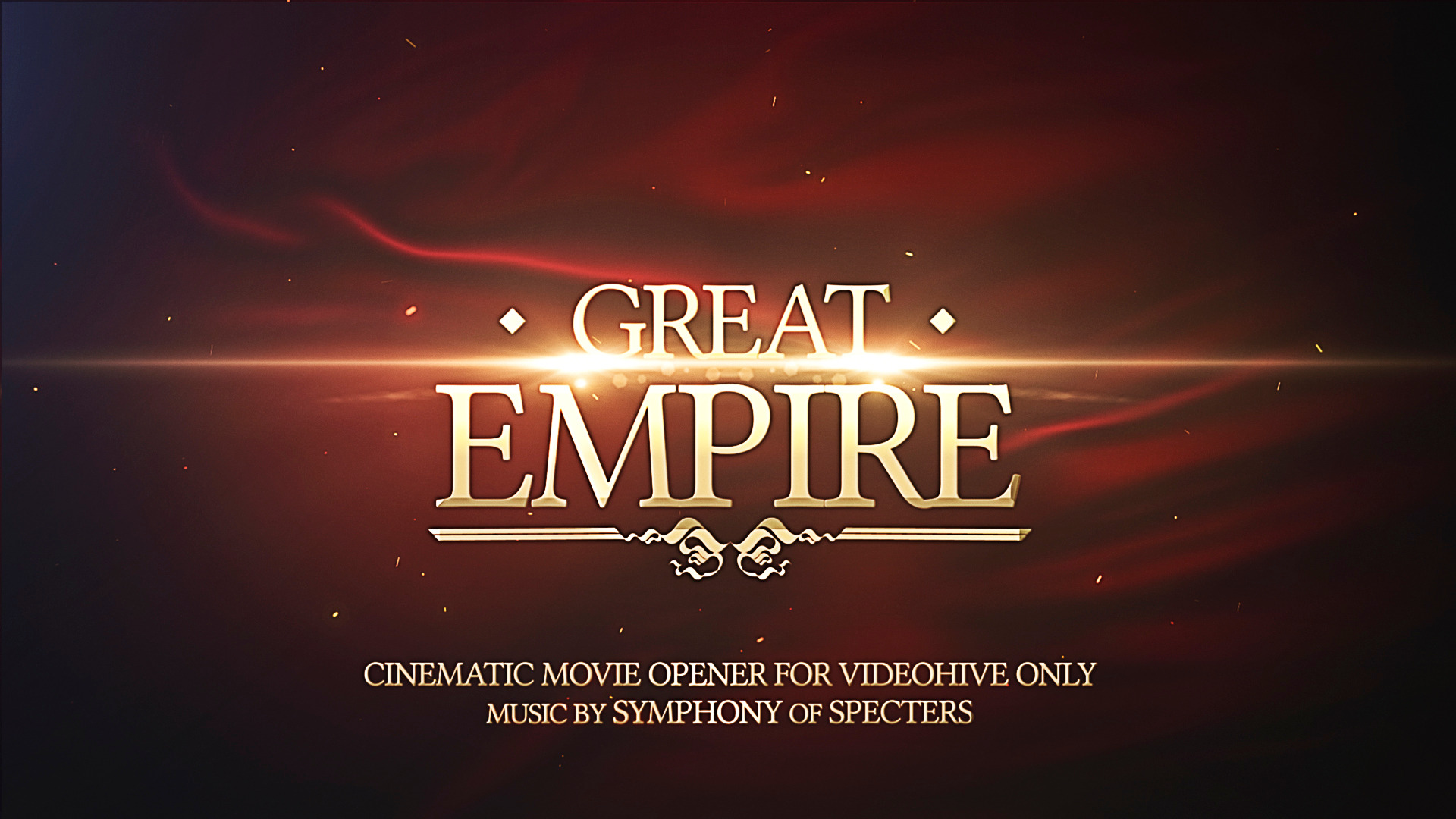 After Effects Project - VideoHive Great Empire Opener 1585399